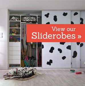 View our Sliderobes